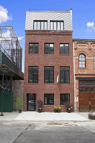 Boerum Hill Townhouse 02 Eric Safyan Architecture