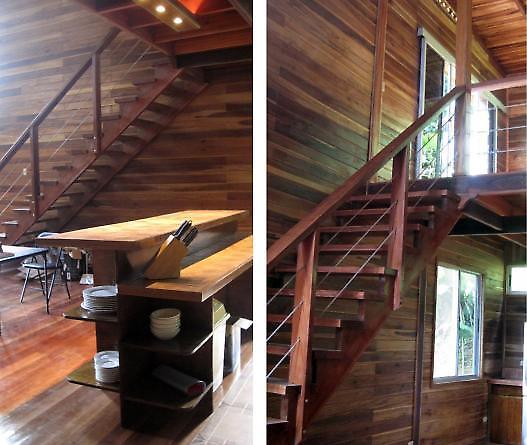 interior stair details