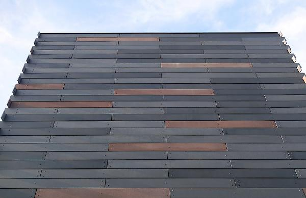 rain screen facade detail