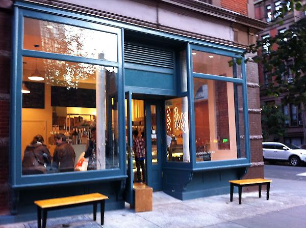 new landmarked storefront